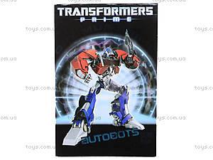 Детский блокнот Transformers, 48 листов,
