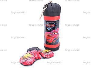 Детский боксерский набор «Тачки», Y088-26, фото