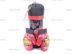 Детский боксерский набор «Тачки», Y088-26