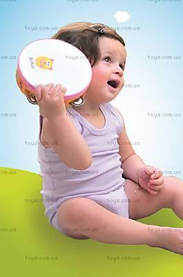 Детский бубен «Цветок», 5018, купить