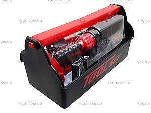 Детский чемодан с инструментами, T115, отзывы