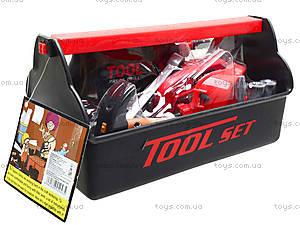 Детский чемодан с инструментами, T115, цена