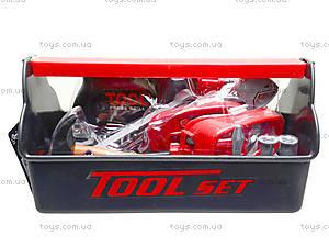 Детский чемодан с инструментами, T115, игрушки