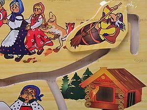 Детский деревянный лабиринт, 2012-007, купить