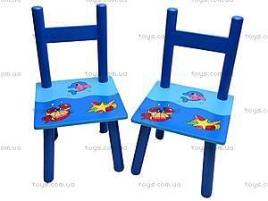 Детский деревянный столик, E03-2100, фото