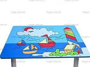 Детский деревянный столик, E03-2100, отзывы