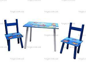 Детский деревянный столик, E03-2100