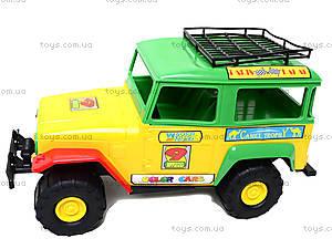 Детский джип «Тойота», 39008, купить