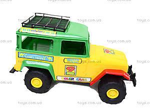 Детский джип «Тойота», 39008, цена