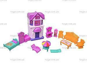 Детский домик для кукол, 8038, цена
