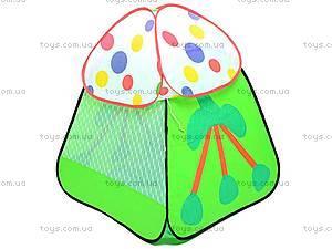 Детский домик-палатка, 51889, отзывы