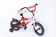 Детский двухколесный велосипед Cora 12 BMX, красный, RA-35-116, фото