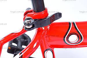 Детский двухколесный велосипед Cora 12 BMX, красный, RA-35-116, отзывы