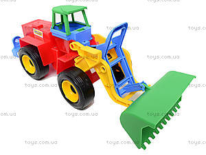 Детский экскаватор «Тигрес», 39212, игрушки