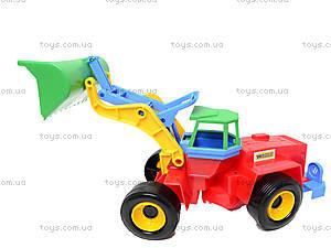 Детский экскаватор «Тигрес», 39212, toys.com.ua
