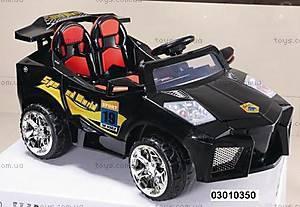 Детский электромобиль, 03010350 ЧEP