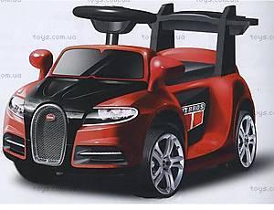 Детский электромобиль, красный на р/у, ZPV001 R/C RE