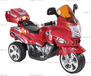 Детский электромобиль мотоцикл Viper, U-005, купить