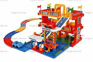 Детский гараж с дорогой, 50400