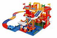 Детский гараж с дорогой, 50400, детский