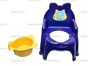 Детский горшок, 013317-1, игрушки