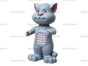 Детский говорящий «Кот Том», T055, фото