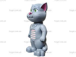 Детский говорящий «Кот Том», T055, цена