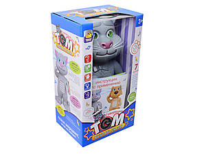 Детский говорящий «Кот Том», T055