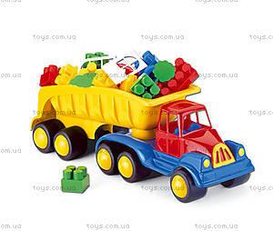 Детский грузовик, 0529