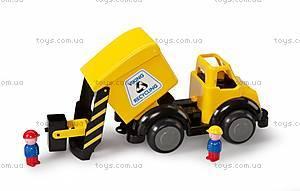 Детский грузовик «Мусоровоз» с человчеками, 31513