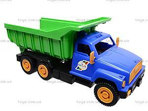 Детский грузовик, большой, 068, фото
