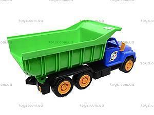 Детский грузовик, большой, 068, игрушки