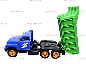 Детский грузовик, большой, 068, детские игрушки