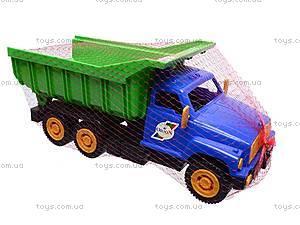 Детский грузовик, большой, 068