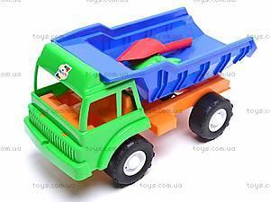 Детский грузовик, для песочницы, 136, цена