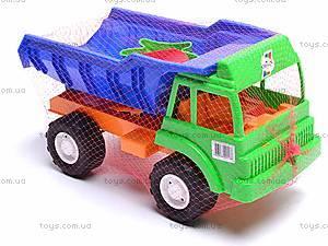 Детский грузовик, для песочницы, 136, игрушки