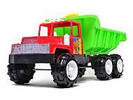 Детский грузовик «Фаворит», 08-807, оптом