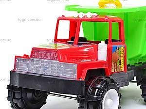 Детский грузовик «Фаворит», 08-807, игрушки