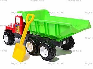 Детский грузовик «Фаворит», 08-807, детские игрушки