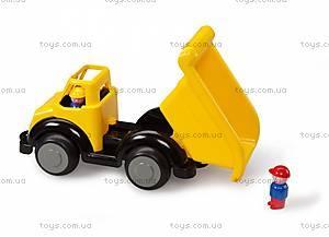 Детский грузовик «Гигант» с человечками, 31509