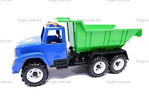 Детский грузовик, с лопаткой и формочками, 184, фото