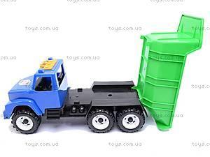 Детский грузовик, с лопаткой и формочками, 184, отзывы