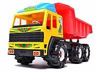 Детский грузовик «Скания», 08-805, купить