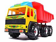 Детский грузовик «Скания», 08-805, фото