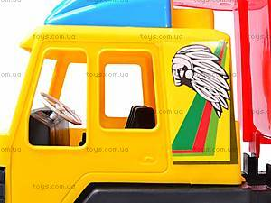 Детский грузовик «Скания», 08-805, цена