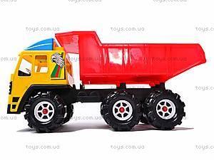 Детский грузовик «Скания», 08-805, игрушки