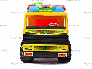 Детский грузовик «Скания», 08-805, детские игрушки