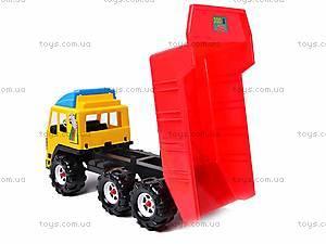 Детский грузовик «Скания», 08-805, магазин игрушек
