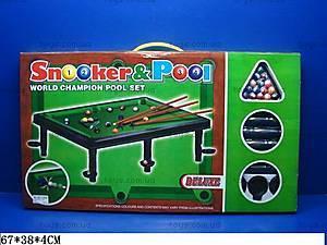 Детский игровой бильярд, 8818