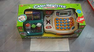 Детский игровой кассовый аппарат, FS-34539